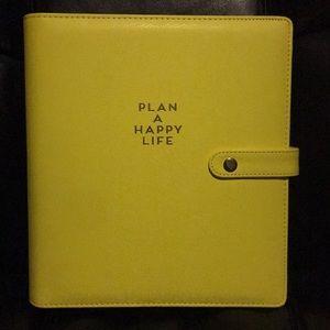 Happy Planner Deluxe Cover